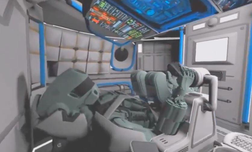 robot Fedor Robot humanide espacial militar Fedor creado por rusia