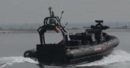 la OTAN presenta sus vehículos marítimos no tripulados