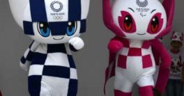 Estos son algunos de los robots de Tokyo 2021