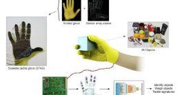 El MIT inventa una mano con sensores que da sensibilidad a los robots