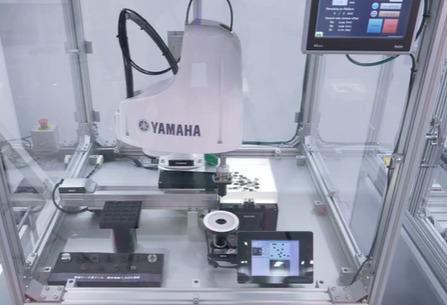 Más de 40 años creando robots Scara